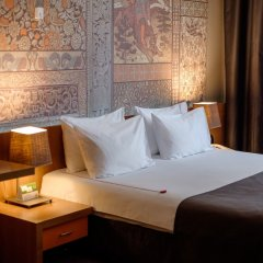 Гостиница Holiday Inn Moscow Tagansky (бывший Симоновский) комната для гостей фото 13