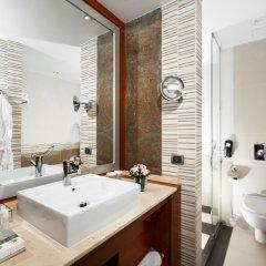 Отель DoubleTree by Hilton Novosibirsk Новосибирск ванная фото 2