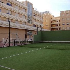 Отель Apartamentos Luxsevilla Palacio Испания, Севилья - отзывы, цены и фото номеров - забронировать отель Apartamentos Luxsevilla Palacio онлайн спортивное сооружение