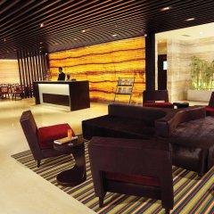 Hotel Vrisa интерьер отеля
