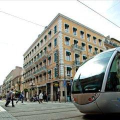 Hotel Univers Ницца городской автобус