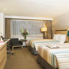 Отель Galeria Plaza Reforma Мехико комната для гостей фото 3