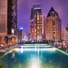 Отель Urbana Sathorn Бангкок бассейн фото 2