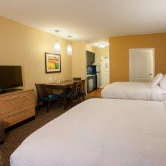 Отель TownePlace Suites Minneapolis near Mall of America США, Блумингтон - отзывы, цены и фото номеров - забронировать отель TownePlace Suites Minneapolis near Mall of America онлайн комната для гостей фото 5