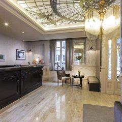 Grand Hotel Des Balcons Париж интерьер отеля фото 2