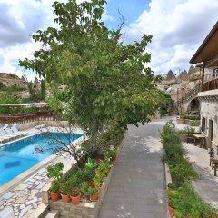 Holiday Cave Hotel Турция, Гёреме - 2 отзыва об отеле, цены и фото номеров - забронировать отель Holiday Cave Hotel онлайн балкон
