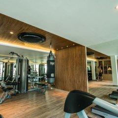 Отель MAI HOUSE Patong Hill фитнесс-зал