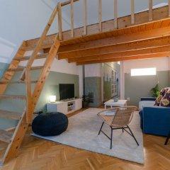Апартаменты Coriander Apartment Будапешт комната для гостей