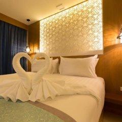 Ansino Bukit Hotel 3* Номер Делюкс разные типы кроватей фото 2