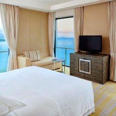 Sheraton Nha Trang Hotel & Spa комната для гостей