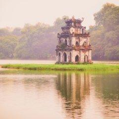 Lenid De Ho Guom Hotel Ханой приотельная территория фото 2