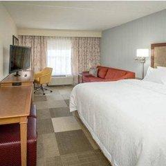 Отель Hampton Inn Long Beach Airport США, Эль-Монте - отзывы, цены и фото номеров - забронировать отель Hampton Inn Long Beach Airport онлайн комната для гостей фото 2