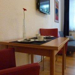 Отель Lessing-Apartment Германия, Дюссельдорф - отзывы, цены и фото номеров - забронировать отель Lessing-Apartment онлайн удобства в номере