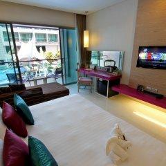 Отель The Kee Resort & Spa 4* Стандартный номер с различными типами кроватей фото 8