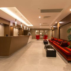 Boyalik Beach Hotel & Spa Чешме интерьер отеля