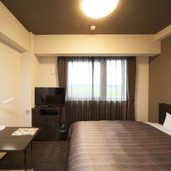 Отель Route-Inn Toyama Inter Япония, Тояма - отзывы, цены и фото номеров - забронировать отель Route-Inn Toyama Inter онлайн комната для гостей фото 4