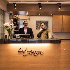 Hotel Anna интерьер отеля фото 2