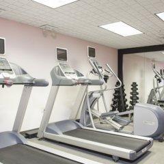 Отель Homewood Suites Columbus, Oh - Airport Колумбус фитнесс-зал фото 4