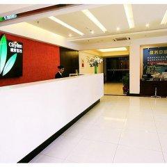 Отель City Inn Shenzhen Китай, Шэньчжэнь - отзывы, цены и фото номеров - забронировать отель City Inn Shenzhen онлайн интерьер отеля фото 2
