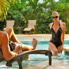 Отель Sandals Royal Caribbean & Private Island All Inclusive Couples Only фитнесс-зал фото 3