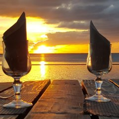 Отель Hibiscus Французская Полинезия, Муреа - отзывы, цены и фото номеров - забронировать отель Hibiscus онлайн фитнесс-зал
