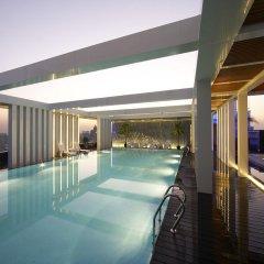 Baiyun Hotel Guangzhou бассейн