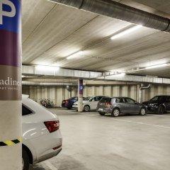 Отель Citadines Sloterdijk Station Amsterdam Нидерланды, Амстердам - отзывы, цены и фото номеров - забронировать отель Citadines Sloterdijk Station Amsterdam онлайн парковка