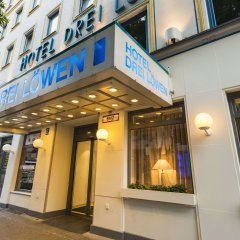 Отель Drei Loewen Hotel Германия, Мюнхен - 14 отзывов об отеле, цены и фото номеров - забронировать отель Drei Loewen Hotel онлайн фото 3