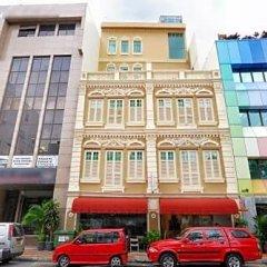 Отель ZEN Rooms Clarke Quay парковка