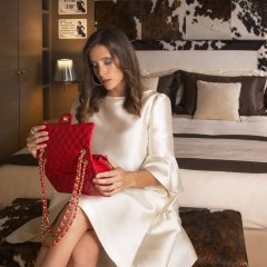 Ambra Cortina Luxury & Fashion Boutique Hotel в номере