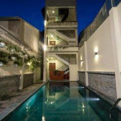 Отель Kim's Villa Hoi An бассейн фото 3