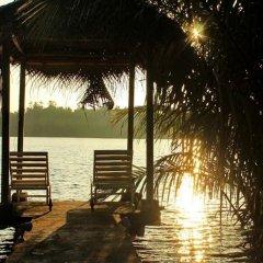Отель Mangrove Villa Шри-Ланка, Бентота - отзывы, цены и фото номеров - забронировать отель Mangrove Villa онлайн приотельная территория