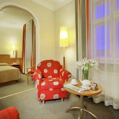 Гостиница Октябрьская 4* Стандартный номер с двуспальной кроватью фото 10