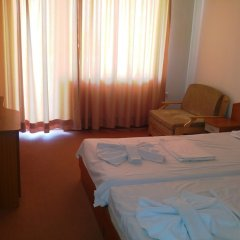 Hotel Saga Равда комната для гостей фото 4