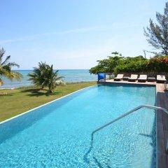Отель Tallawah Villa, Silver Sands Jamaica 7BR бассейн фото 3