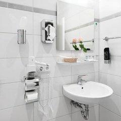 Отель Upper Room Hotel Kurfürstendamm Германия, Берлин - 10 отзывов об отеле, цены и фото номеров - забронировать отель Upper Room Hotel Kurfürstendamm онлайн ванная
