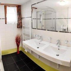 Отель Gästehaus Bergruh ванная фото 2