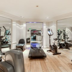 Отель Room Mate Alain фитнесс-зал фото 4