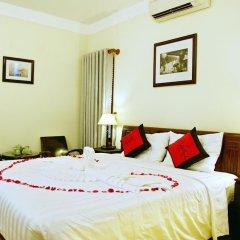 Отель An Hoi Town Homestay комната для гостей фото 5