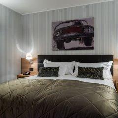 Домина Отель Новосибирск 4* Стандартный номер с различными типами кроватей фото 11