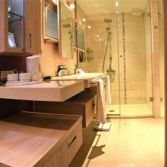 Отель Панорама Болгария, Албена - отзывы, цены и фото номеров - забронировать отель Панорама онлайн ванная