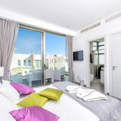 Отель Villa Imperial Кипр, Протарас - отзывы, цены и фото номеров - забронировать отель Villa Imperial онлайн комната для гостей фото 4