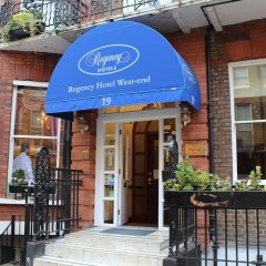 Отель Regency Hotel Westend Великобритания, Лондон - отзывы, цены и фото номеров - забронировать отель Regency Hotel Westend онлайн вид на фасад фото 3