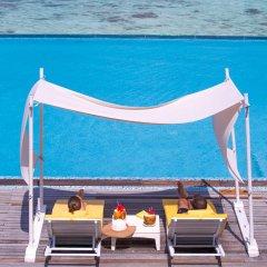 Отель Coco Bodu Hithi пляж фото 3