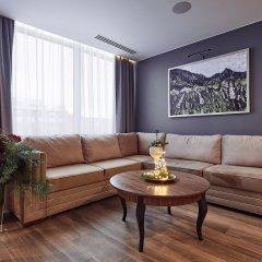 Отель Aparthotel Best Views Luxury Польша, Краков - отзывы, цены и фото номеров - забронировать отель Aparthotel Best Views Luxury онлайн комната для гостей