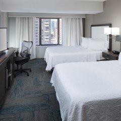 Отель Hampton Inn Gateway Arch Downtown комната для гостей фото 5