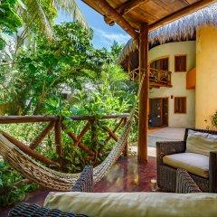 Отель Villas HM Paraíso del Mar Мексика, Остров Ольбокс - отзывы, цены и фото номеров - забронировать отель Villas HM Paraíso del Mar онлайн балкон