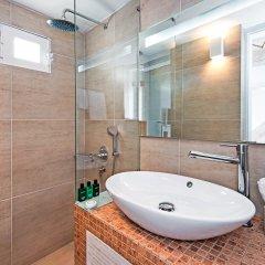 Отель Athina Luxury Suites Греция, Остров Санторини - отзывы, цены и фото номеров - забронировать отель Athina Luxury Suites онлайн ванная