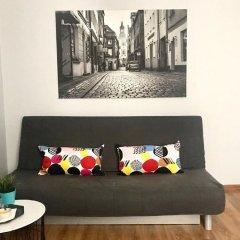 Отель Apartamenty Poznan - Apartament Centrum Познань комната для гостей фото 4