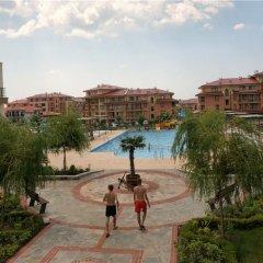 Отель Apartkomplex Sorrento Sole Mare Свети Влас пляж